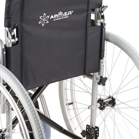 Прокат кресла-коляски, модель Н 001 (17, 18 дюймов)