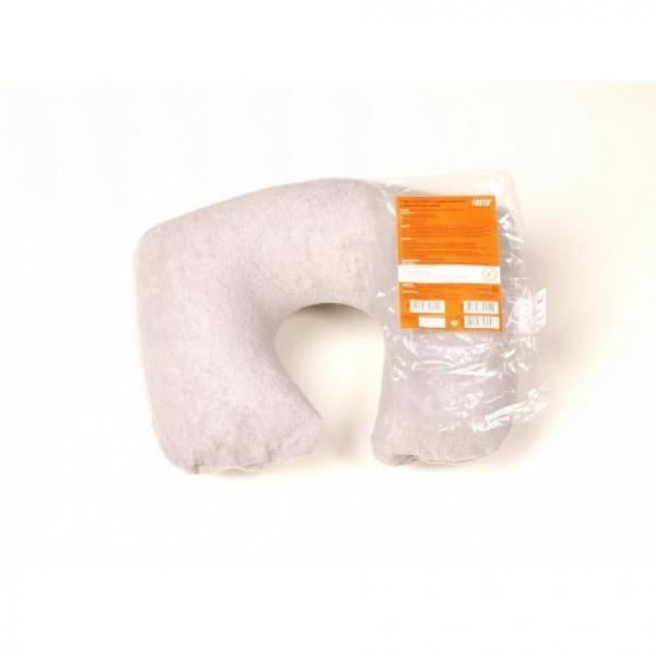 Подушка под голову надувная «Подкова» (для путешествий) (44х27 см) F- 8053