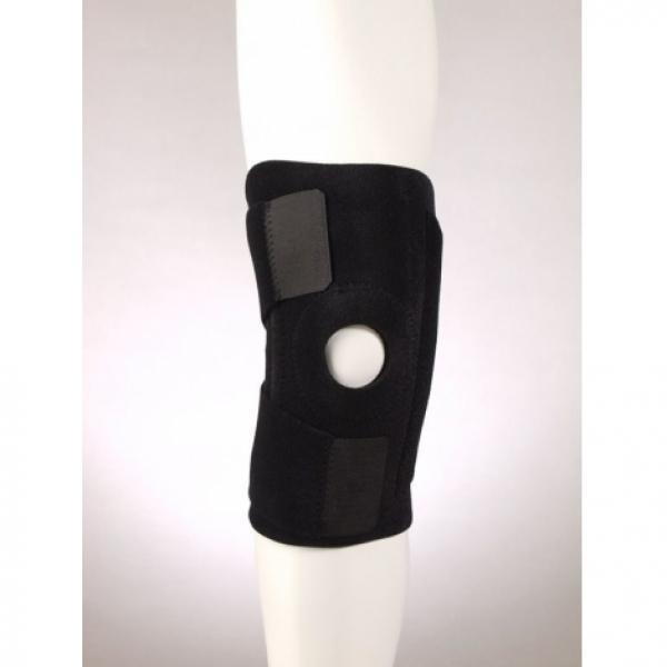 Ортез коленного сустава разъемный с пластинами, F 1281