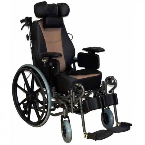 Инвалидная коляска для больных ДЦП FS 204 BJQ-46