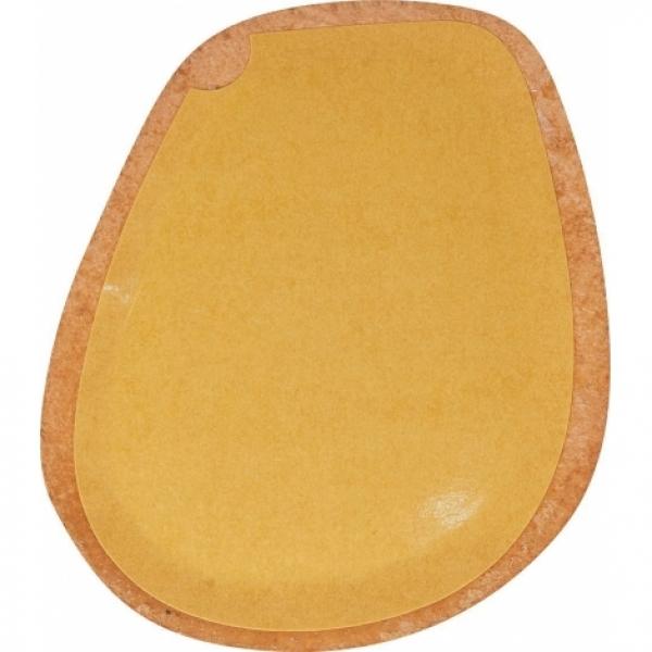 Вкладыши под передней отдел стопы из дубленой кожи