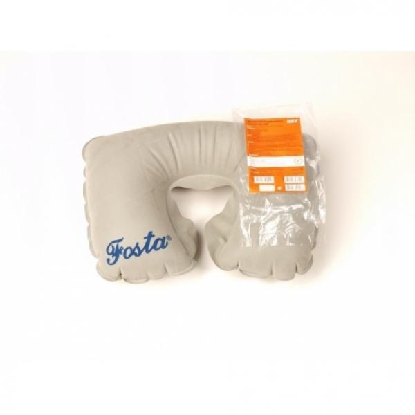 Подушка под голову надувная «Подкова» (для путешествий) (44х28 см) F- 8052