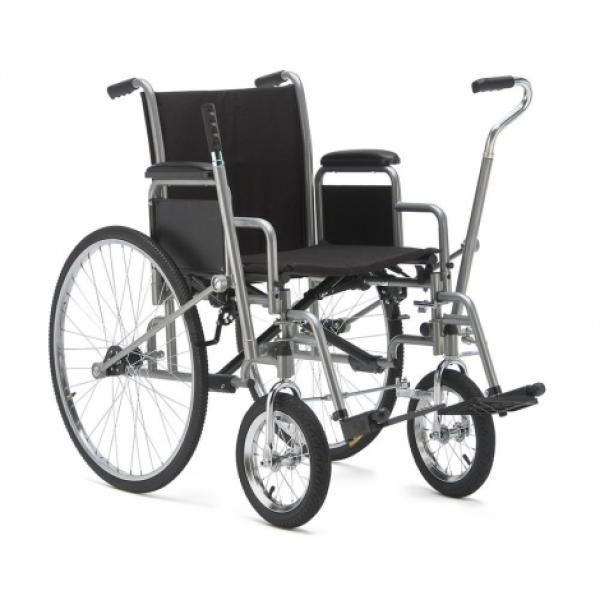 Кресло-коляска с рычажным приводом, модель Н 004