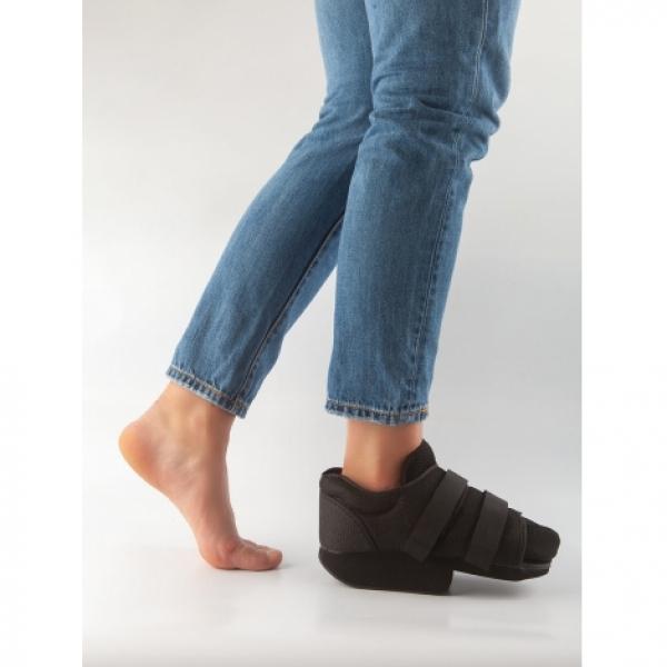 Прокат послеоперационной обуви с закрытым мысом CP02_ Orliman