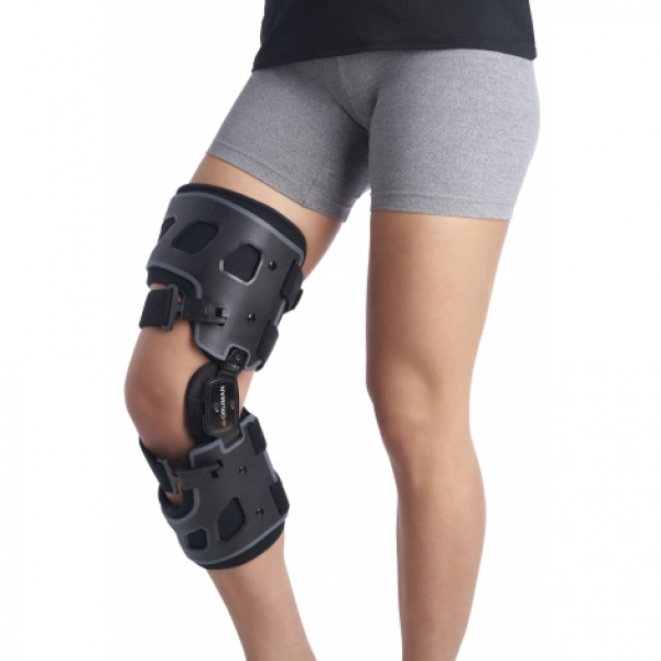 Ортез коленный при деформирующем гонартрозе Orliman OCR300D, правый