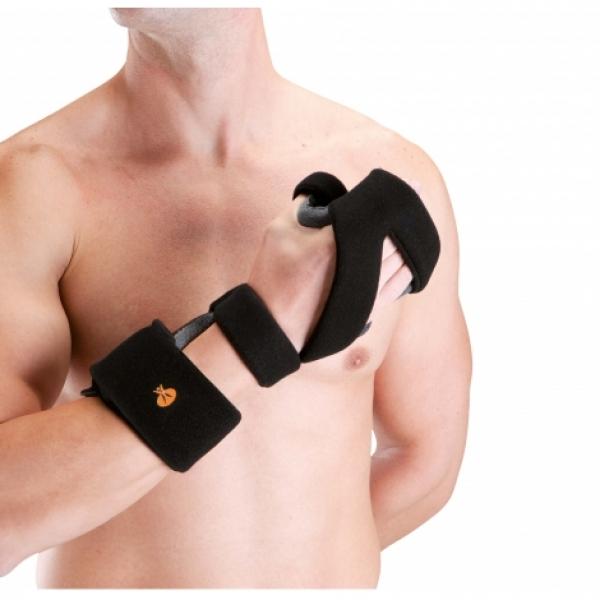 Ортез, фиксирующий запястье, кисть и пальцы Orliman OM6101D, правый