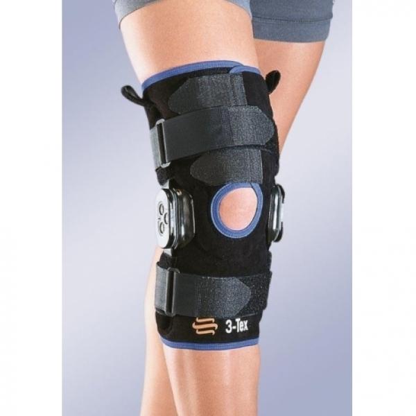 Ортез коленный короткий шарнирный Orliman 7112