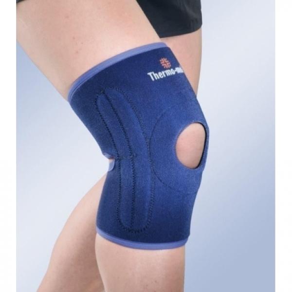 Ортез коленный из неопрена с открытой чашечкой Orliman 4119