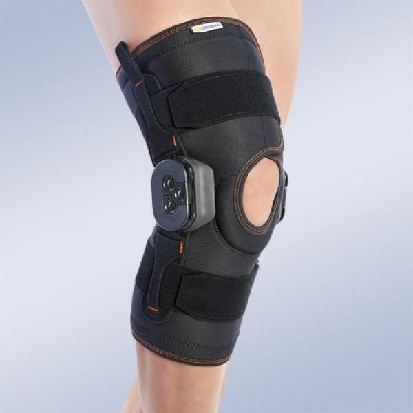 Ортез коленный короткий шарнирный Orliman 6112
