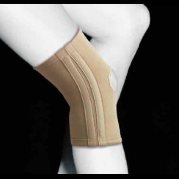 Эластичный коленный бандаж с боковыми встаками TN-211 Orliman